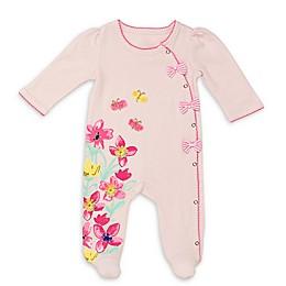 Baby Starters® Spring Awakening Asymmetrical Sleep & Play in Pink