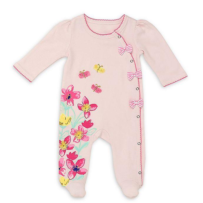 Alternate image 1 for Baby Starters® Spring Awakening Asymmetrical Sleep & Play in Pink