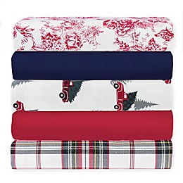 Bee & Willow™ Home Flannel Sheet Set