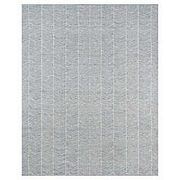 Erin Gates by Momeni® Easton 2'3 x 8' Indoor/Outdoor Runner Rug in Grey