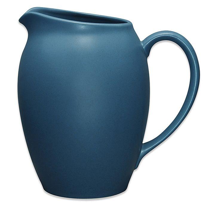 Alternate image 1 for Noritake® Colorwave Pitcher in Blue
