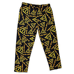 Harry Potter™ Deathly Hallows Men's Medium Sleep Pants