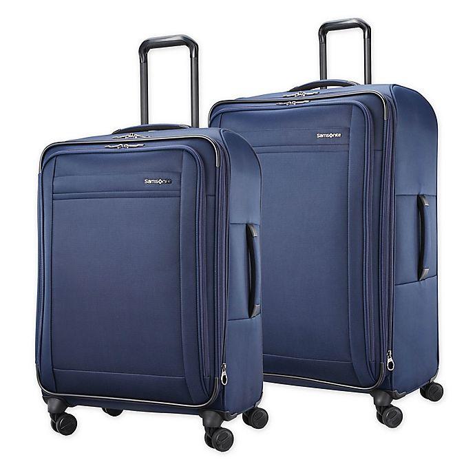 Alternate image 1 for Samsonite® Signify 2 LTE Softside Spinner Checked Luggage