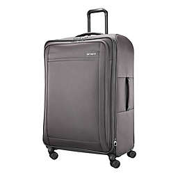 Samsonite® Signify 2 LTE 29-Inch Softside Spinner Checked Luggage in Charcoal