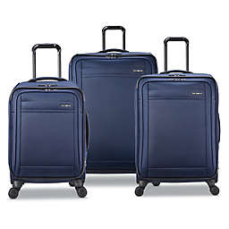 Samsonite® Signify 2 LTE 3-Piece Softside Spinner Luggage Set in Navy