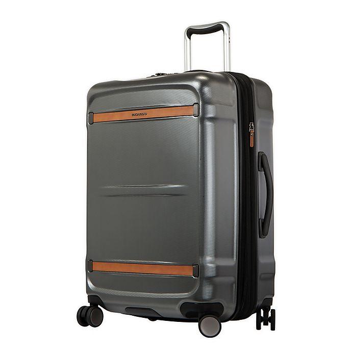 Alternate image 1 for Ricardo Beverly Hills® Montecito Hardside Spinner Checked Luggage