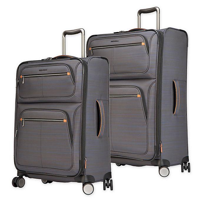 Alternate image 1 for Ricardo Beverly Hills® Montecito Spinner Checked Luggage