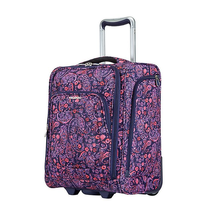 Alternate image 1 for Ricardo Beverly Hills® Seahaven 16-Inch Underseat Carry On Luggage