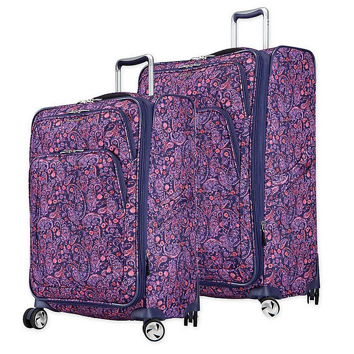Alternate image 1 for Ricardo Beverly Hills® Seahaven Spinner Checked Luggage