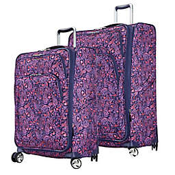 Ricardo Beverly Hills® Seahaven Spinner Checked Luggage