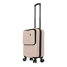 Mia Toro ITALY Parma Hardside Spinner Carry On Luggage