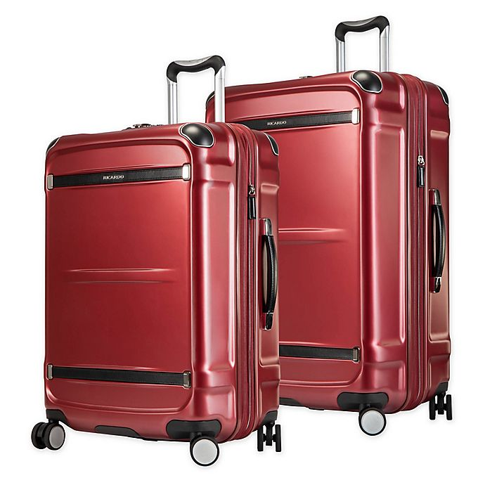 Alternate image 1 for Ricardo Beverly Hills® Rodeo Drive Hardside Spinner Checked Luggage