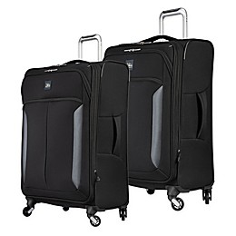 Skyway® Luggage Mirage 3.0 Softside Spinner Checked Luggage