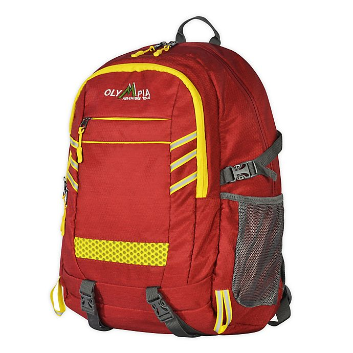 Alternate image 1 for Olympia® USA Huntsman 18.5-Inch Laptop Backpack