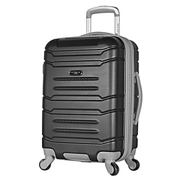 Olympia® USA Denmark 21-Inch Hardside Spinner Carry On Luggage in Black