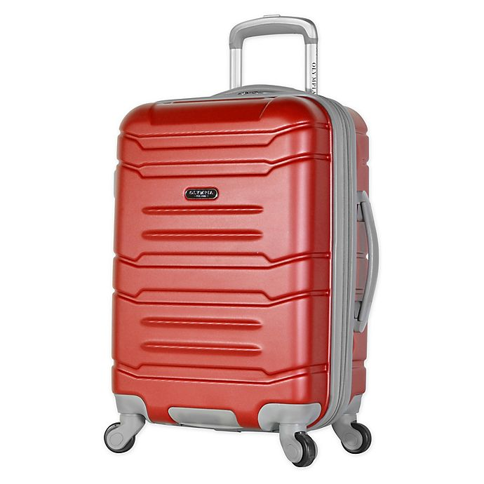 Alternate image 1 for Olympia® USA Denmark 21-Inch Hardside Spinner Carry On Luggage