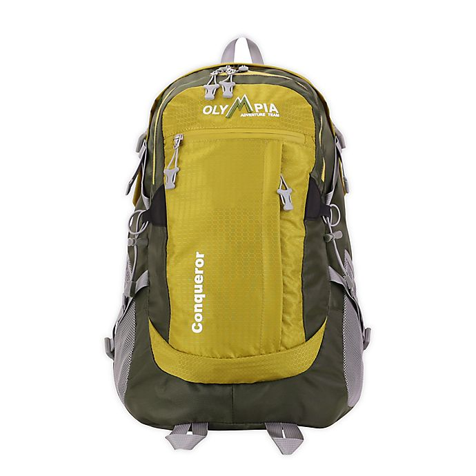 Alternate image 1 for Olympia® USA Conqueror 19-Inch Laptop Backpack