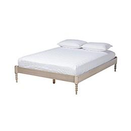 Baxton Studio® Baako Platform Bed Frame