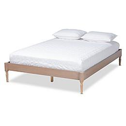Baxton Studio® Helen Platform Bed Frame