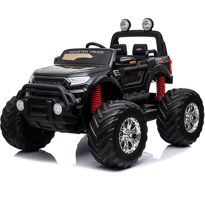 Alternate image 1 for MotoTec 12-Volt 4x4 Bluetooth® Monster Truck