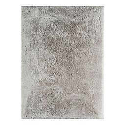 Enchanted Shag Grey Area Rug 8' X 10'