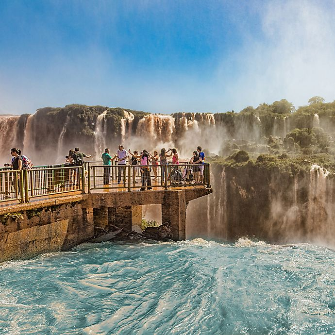 Alternate image 1 for Argentina: One-Day Private Tour of Iguazu Falls by Spur Experiences®