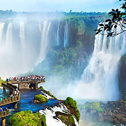 Argentina: Stay Inside Iguazu National Park for 3 Days by Spur Experiences®