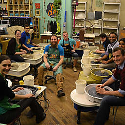Clay Date At YAY CLAY! in Philadelphia by Spur Experiences®