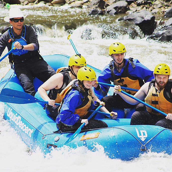 Alternate image 1 for Raft The Famous Clear Creek in Idaho Springs, Colorado by Spur Experiences®