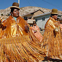 Bolivia: Offering and Healing Ritual with Indigenous People by Spur Experiences®