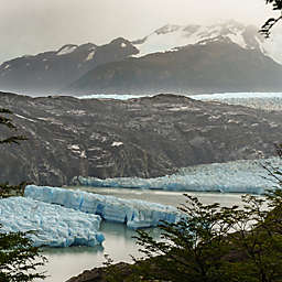 Chile: Glacier Trekking and Andean Hot Springs Day Tour by Spur Experiences®