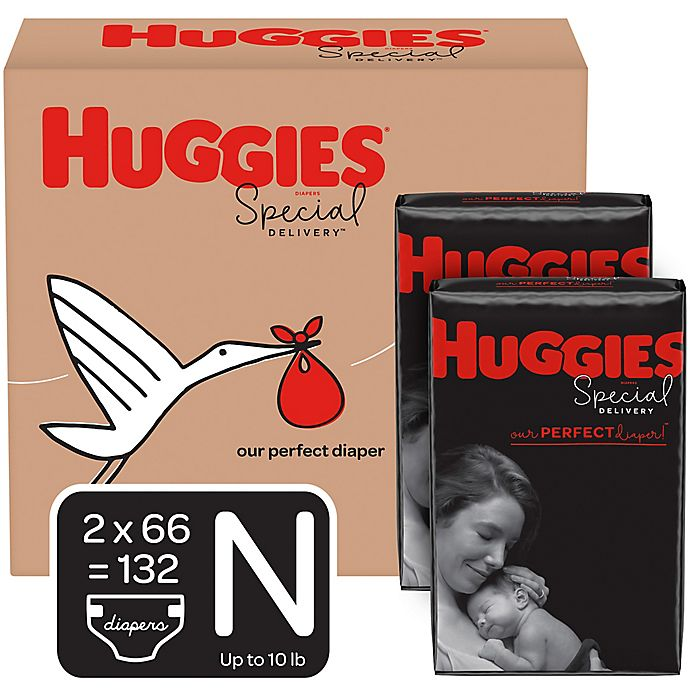 Alternate image 1 for Huggies® Special Delivery™ Disposable Diapers Collection