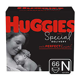 Huggies® Special Delivery™ Newborn 66-Count Disposable Diapers