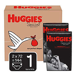 Huggies® Special Delivery™ Size 1 144-Count Disposable Diapers