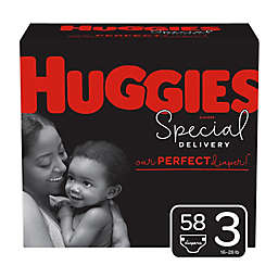 Huggies® Special Delivery™ Size 3 58-Count Disposable Diapers
