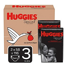 Huggies® Special Delivery Size 3 116-Count Disposable Diapers