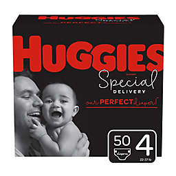 Huggies® Special Delivery™ Size 4 50-Count Disposable Diapers