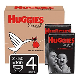 Huggies® Special Delivery Size 4 100-Count Disposable Diapers