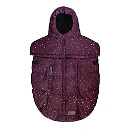 7 A.M.® Enfant Pookie Poncho in Maroon