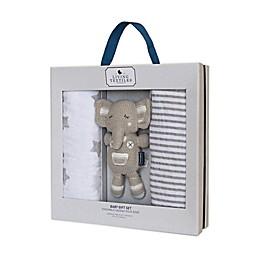 Living Textiles 3-Piece Baby Bento Box Gift Set