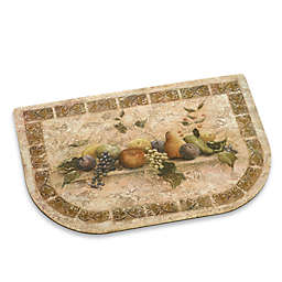 Tuscan Palette 22-Inch x 34-Inch Cushioned Floor Mat