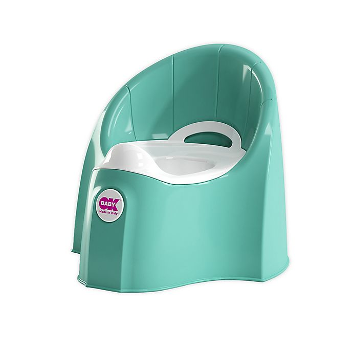 Alternate image 1 for Posh Potty Seat in Blue