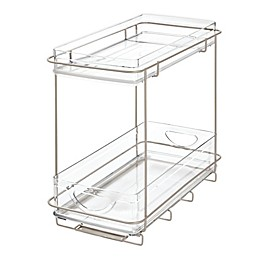 iDesign™ 2-Tier 16 x 14 inch Sliding Organizer
