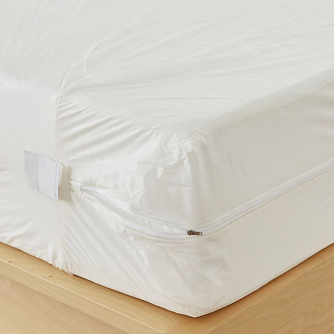 Alternate image 1 for Bargoose BedBug Solution™ Vinyl Waterproof Mattress Cover Collection