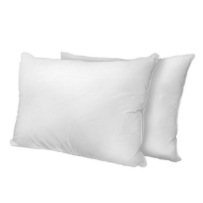 Alternate image 1 for Canadian Living 2-Pack Cotton Bed Pillows