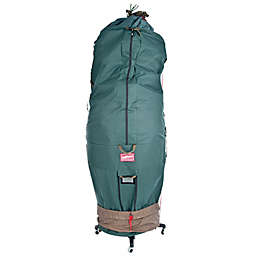 TreeKeeper™ 9-Foot Pro X-Large Upright Christmas Tree Storage Bag in Green
