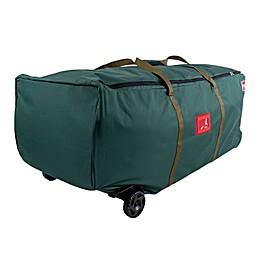 TreeKeeper™ Big Wheel Tree Storage Duffel Bag in Green