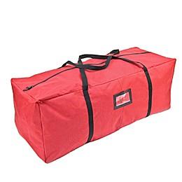 Santa's Bags Multi Use 36-Inch Storage Duffel Bag in Red