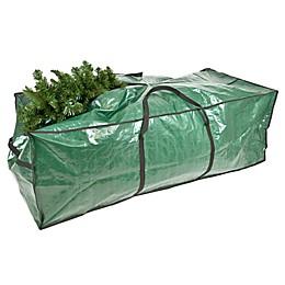 Santa's Bags Rolling Tarpaulin 9-Foot Tree Storage Bag in Green