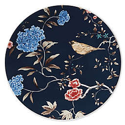 Lenox® Sprig & Vine Accent Plates in Navy (Set of 4)